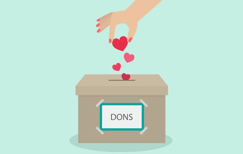 Financement participatif - don